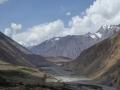okolice miejscowości Shimshal ( ok 3100m)