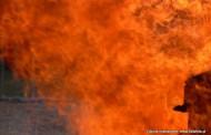 Przędzel: Kobieta zginęła w pożarze domu