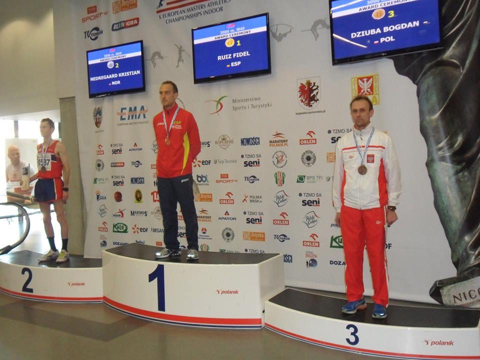 Dziuba brązowym medalistą mistrzostw Europy