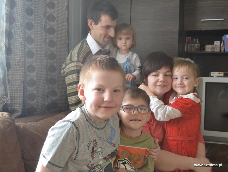 Choroby dzieci nie odebrały im nadziei