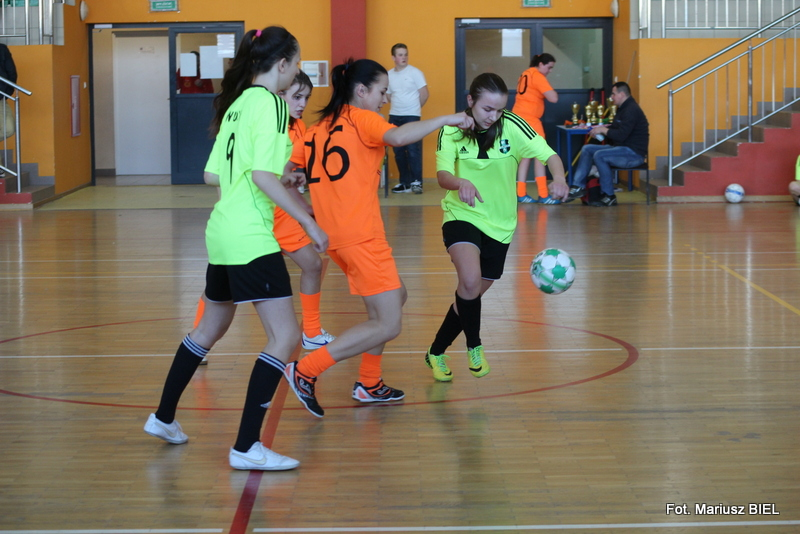II Mistrzostwa Podkarpacia w futsalu kobiet