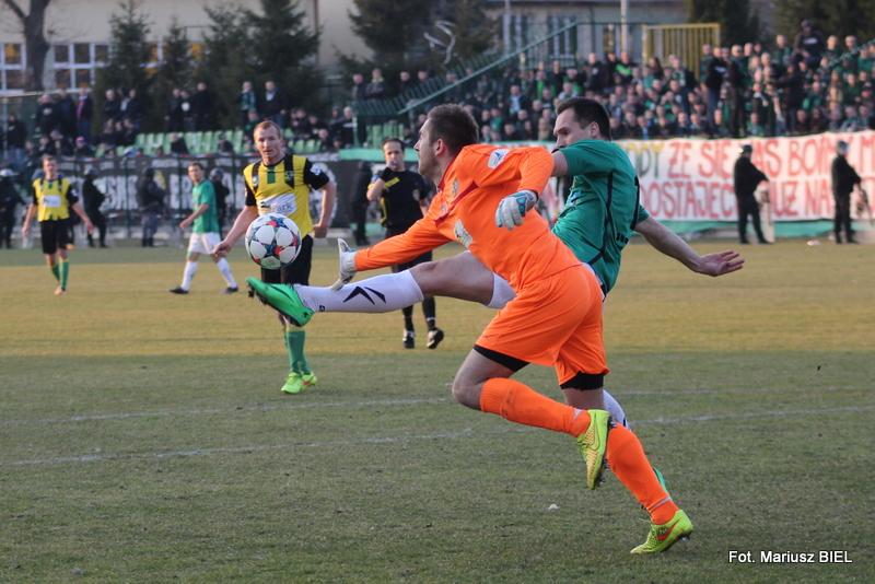 Siarka - Stal 2-1 (II połowa)