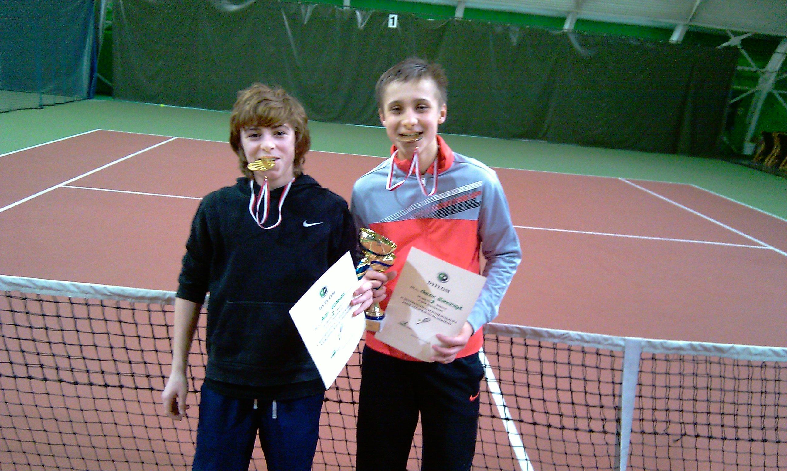 Kaszuba mistrzem Podkarpacia, Bryniak i Gancarczyk wicemistrzami