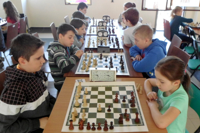 Puchary prezesa PSS Społem zabrali szachiści z Rudnika