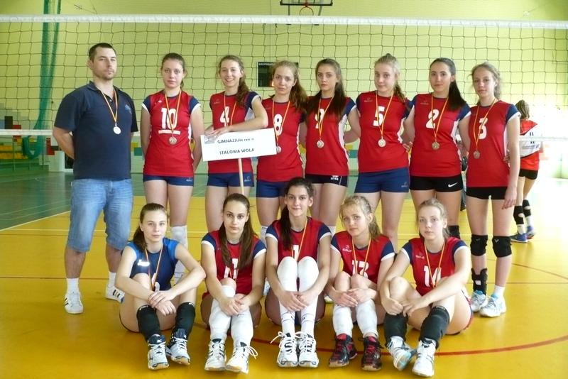 Gimnazjum nr 4 w Stalowej Woli wicemistrzem Podkarpacia