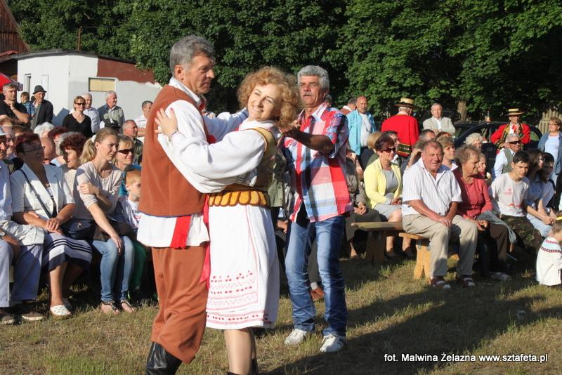 To był festiwal folkloru na jagodową nutę