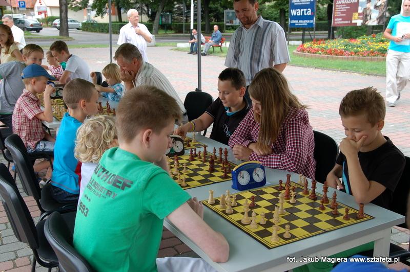 Leżajskie mistrzostwa szachowe