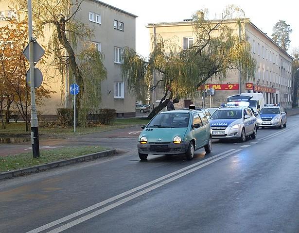 I półrocze na drogach powiatu stalowowolskiego