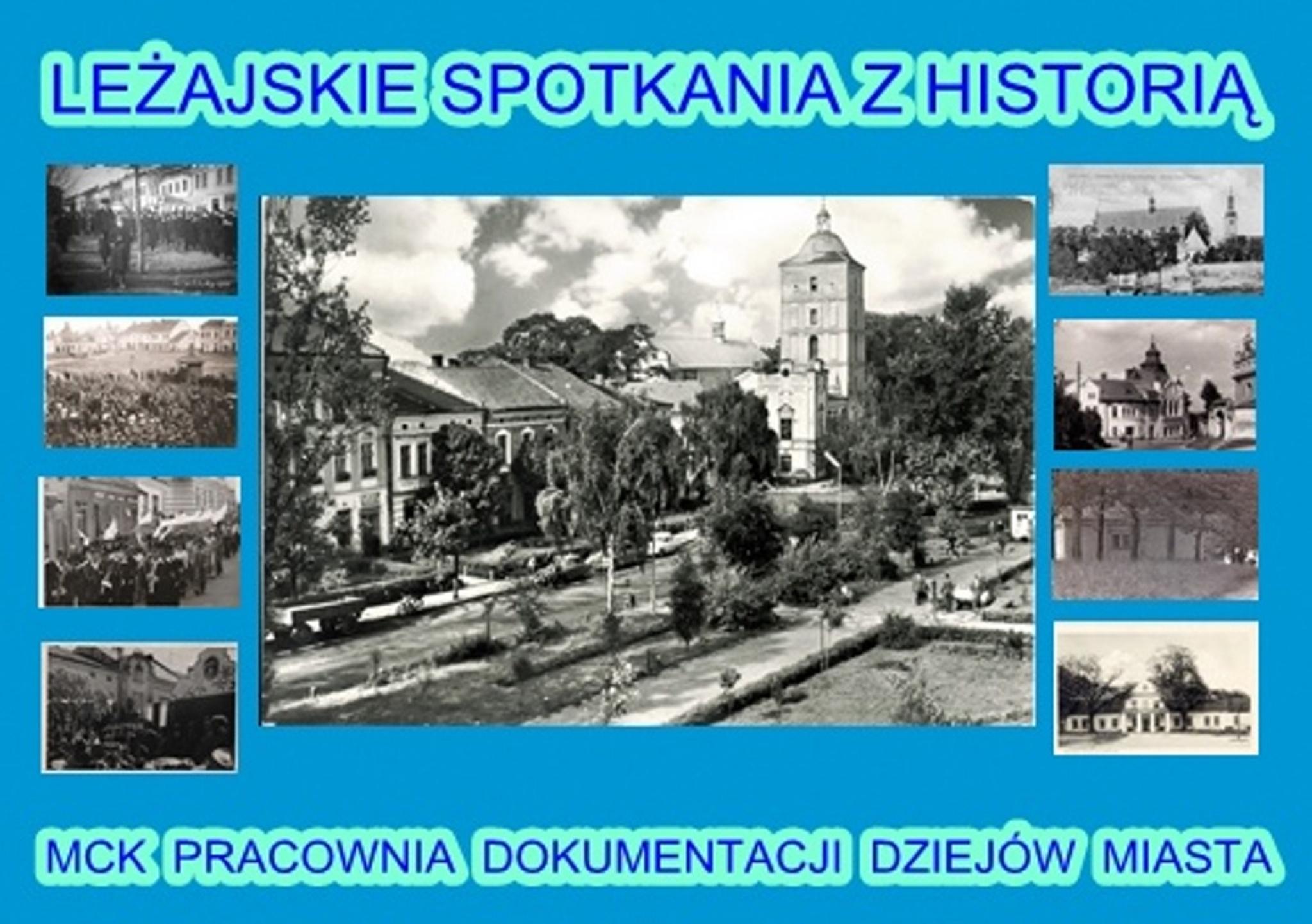 Pracownia Dokumentacji Dziejów Miasta zaprasza na spotkania