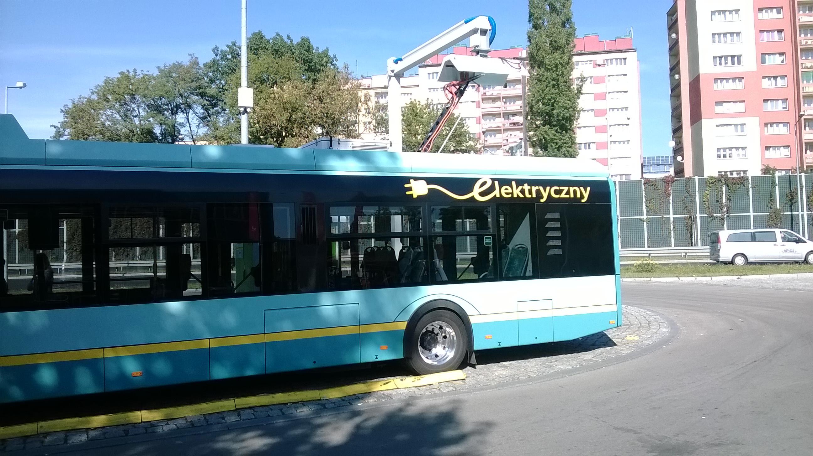 Mamy szansę na ekologiczne autobusy