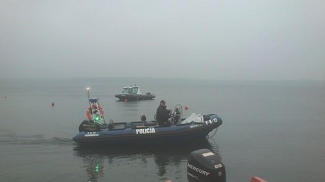 Policjanci otrzymali nową łódź