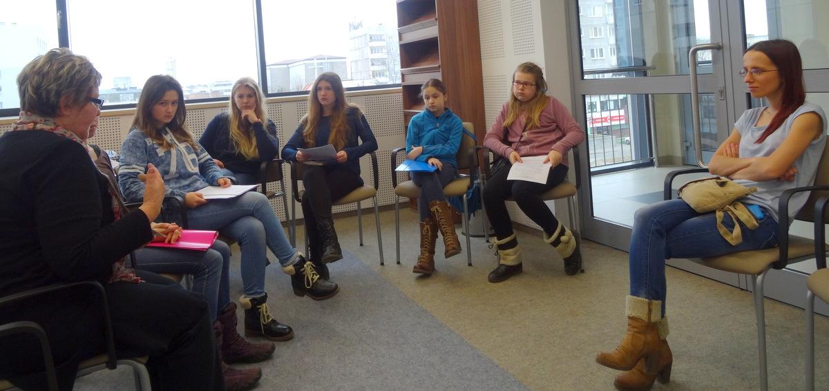 Warsztaty dla młodych literatów