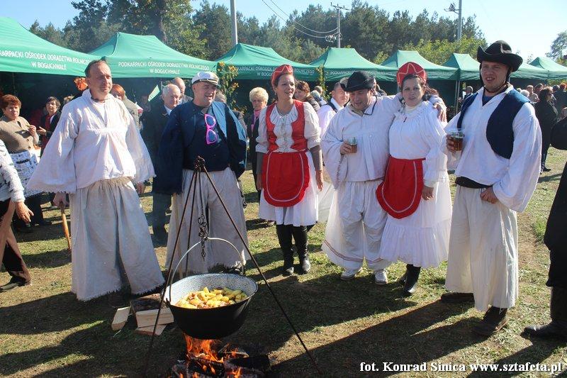 Ziemniaczana uczta w Antoniowie