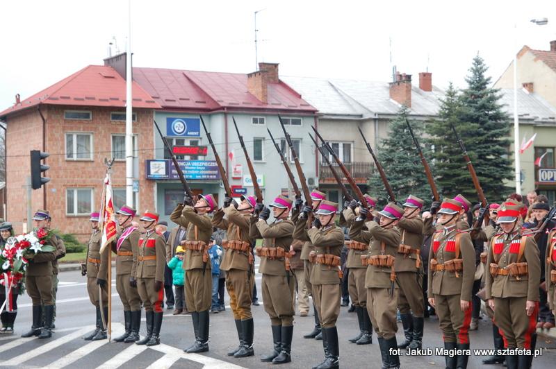 Powiatowe Obchody Dnia Niepodległości