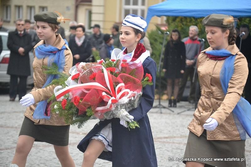 Świętowali niepodległość w Nisku