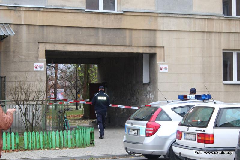 Potrójne morderstwo na ulicy Popiełuszki