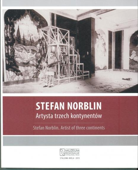 Nowa publikacja o Stefanie Norblinie