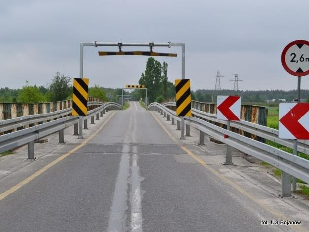 Most w Bojanowie już otwarty
