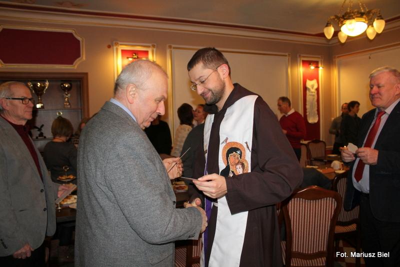 Noworoczne Spotkanie Opłatkowe Parafialnego Klubu Sportowego San Stalowa Wola
