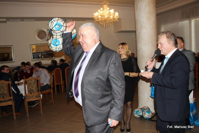 Łączy ich piłka, czyli spotkanie prezesów i działaczy klubów piłkarskich podokręgu Stalowa Wola