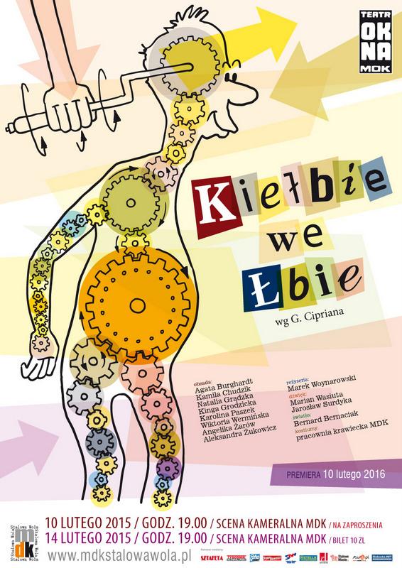 """""""Kiełbie we łbie"""" – nowa premiera w Teatrze """"Okna"""""""