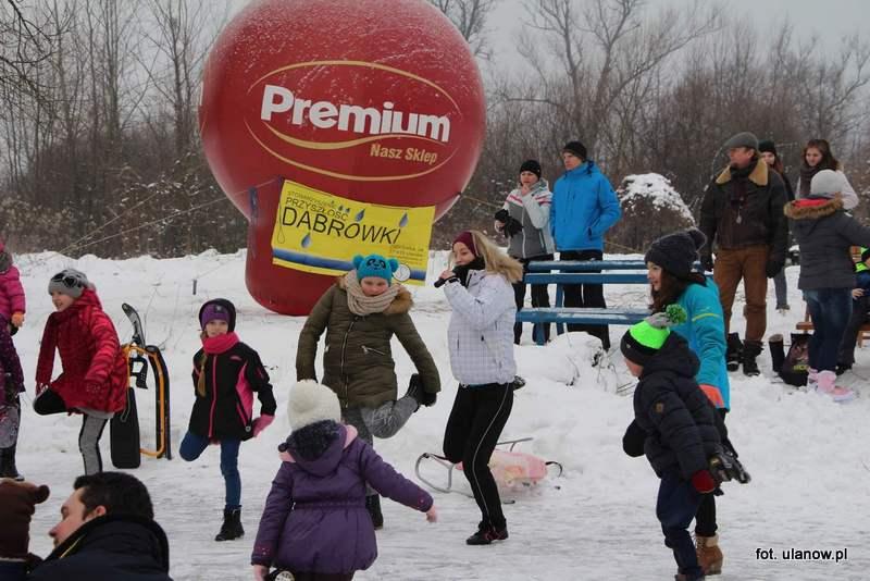 Świetna zabawa na lodowisku
