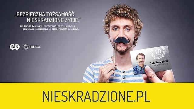 Nieskradzione.pl - realizacja projektu Policji i BIK