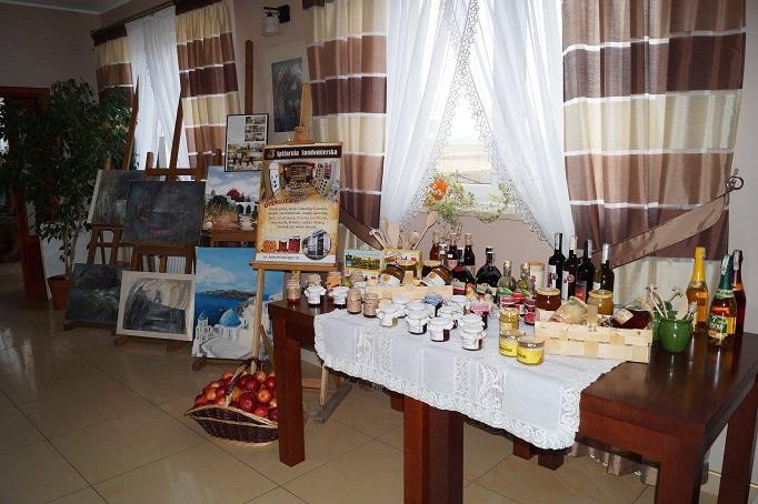 Galeria Regionalnego Produktu w Gorzycach
