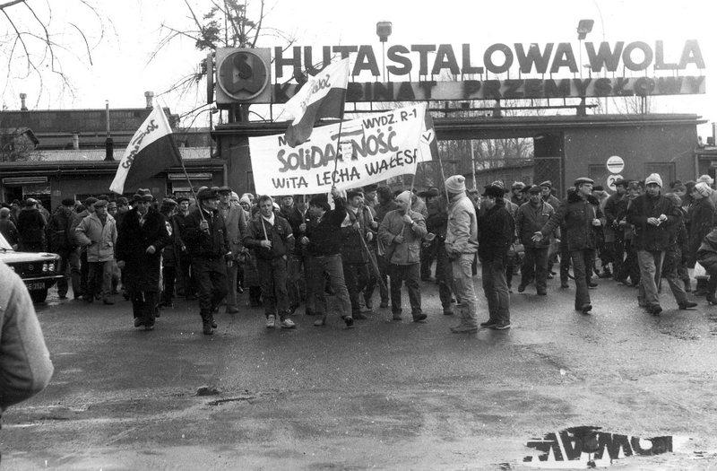 Stalowowolskie przypadki Lecha Wałęsy