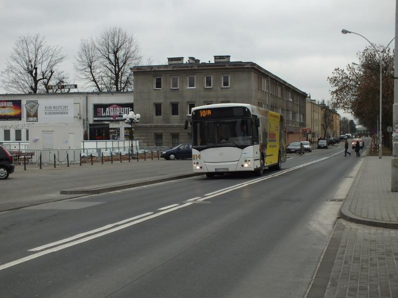 Uwaga! Zmiany w ruchu komunikacji miejskiej
