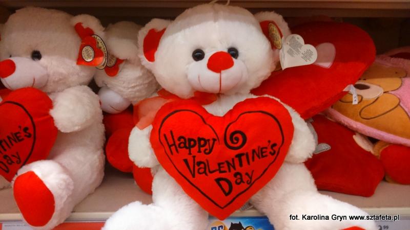 W dzień świętego Walentego, ślę wyznania serca mego