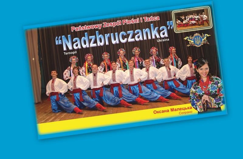 Kawałek Ukrainy w Zaklikowie
