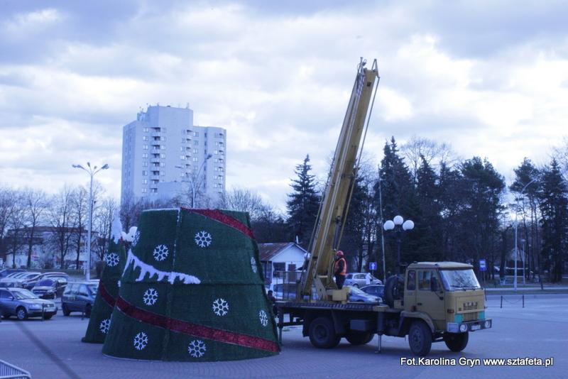 Koniec świątecznego klimatu w mieście