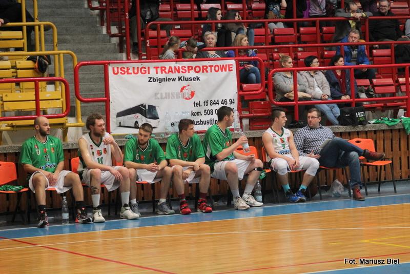 II lioga koszykówki mężczyzn: Stal Stalowa Wola - MCS Daniel Gimbaskets 2 Przemyśl 60:66