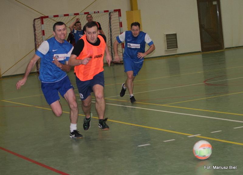Febrisan Cup 2016. Mecz o 1 miejsce: La Passione - Biuro Plus 3:2