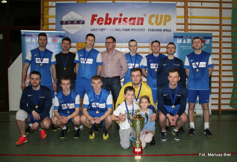 La Passione mistrzem Febrisan Cup 2016