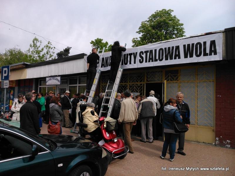 Huta skupuje pracownicze akcje