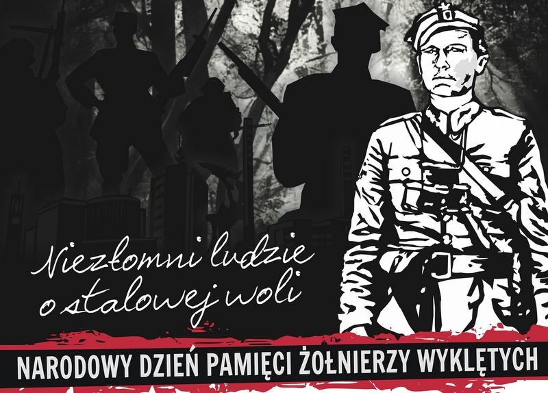 Obchody Narodowego Dnia Żołnierzy Wyklętych