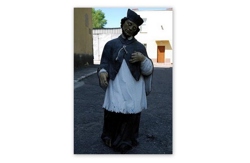 Policjanci odzyskali skradzioną rzeźbę św.Jana