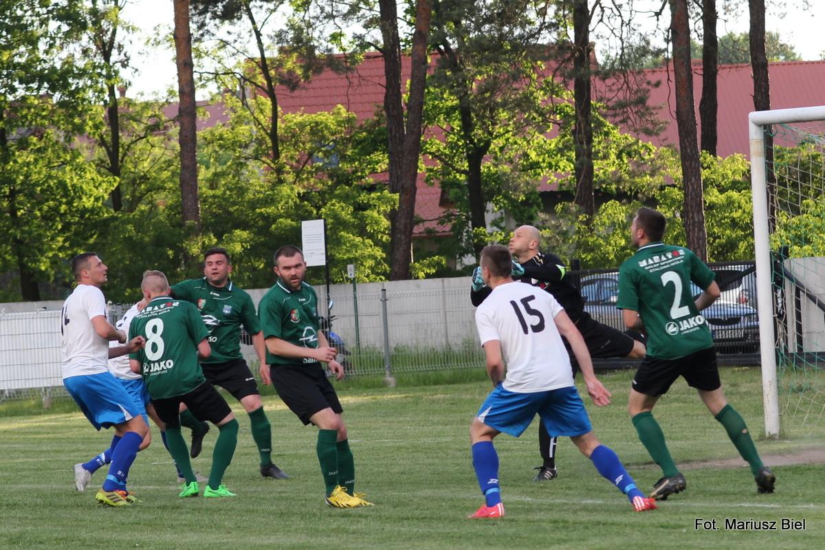IV liga: Bukowa Jastkowice - Wisłok Wiśniowa 0:5 (0:4)
