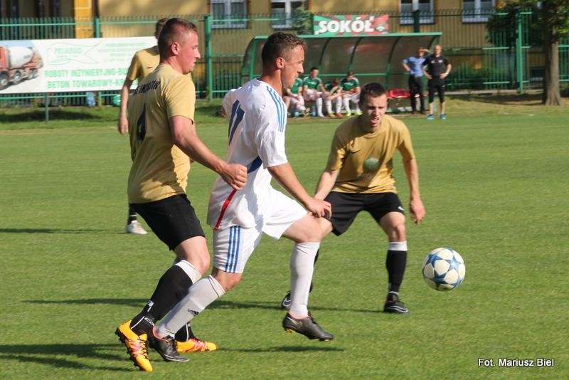 IV liga: Sokół Nisko - LKS Skołoszów 3:1 (0:0)