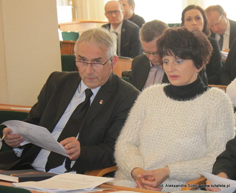 Serafin-Bąk i Małek członkami Klubu Radnych PiS