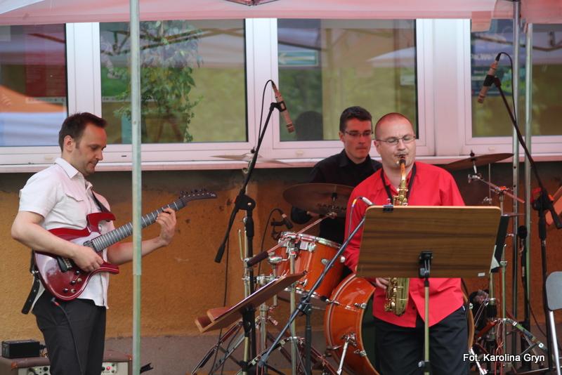 Jazz w parku