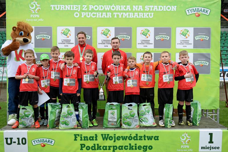AP Stalowa Wola drugą drużyną w Polsce w kategorii U-10!