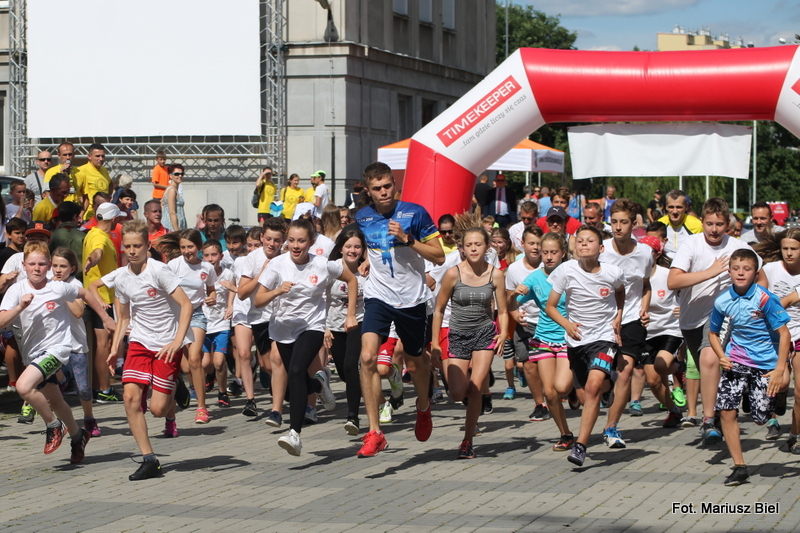 IV Stalowa Dycha - Bieg Nadziei Olimpijskich