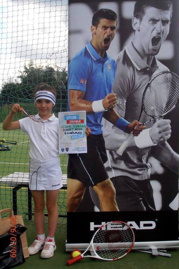 Oliwia Sybicka - wygrywała i nadal wygrywa