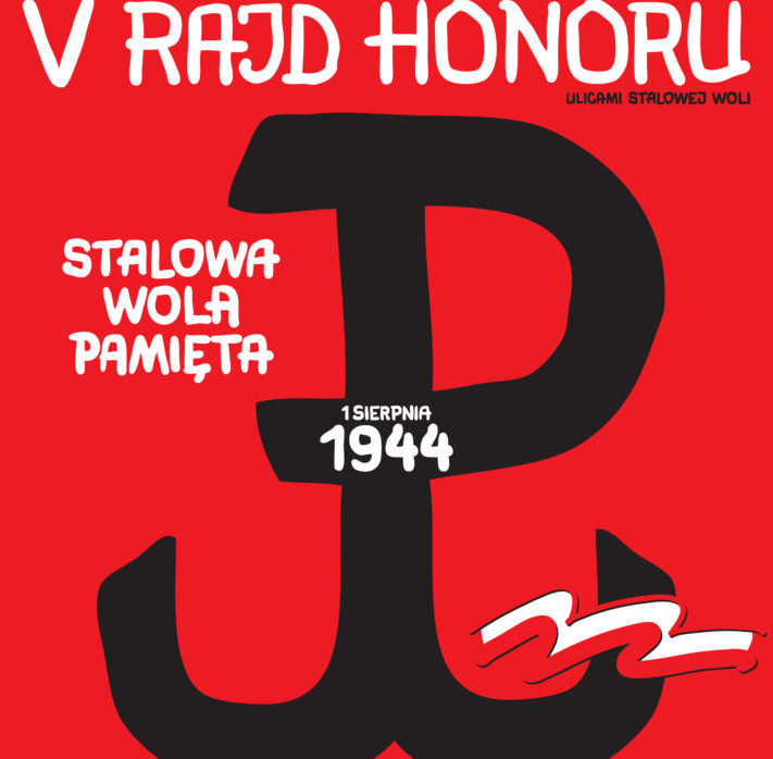 V Rajd Honoru ulicami Stalowej Woli