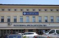Szpital w Stalowej Woli zamknięty