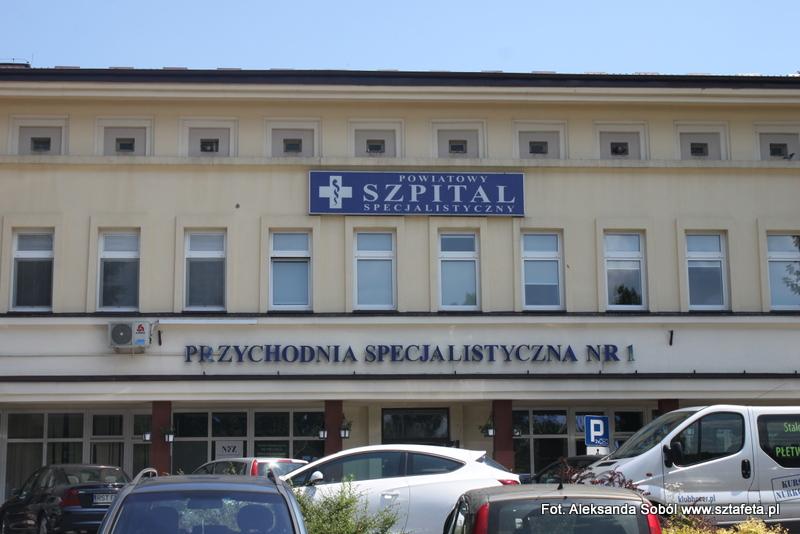 Stalowa Wola: Wstrzymanie przyjęć do szpitala