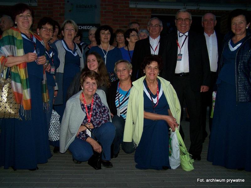 Chór Gaude Vitae pierwszym chórem w Polsce